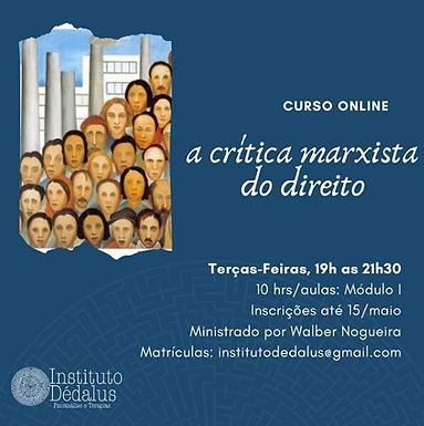 A crítica marxista do direito