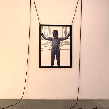 Fine Art 1st Year Exhibition.
