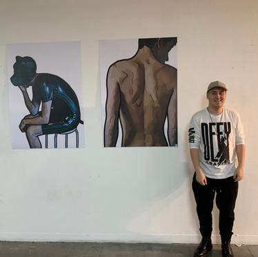 Exhibition: Fine Art (Foundation Year)