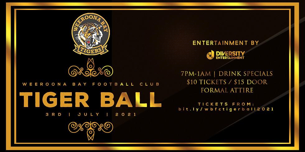 Weeroona Bay FC - Tiger Ball 2021