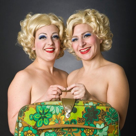 The Schlep Sisters by Leland Bobbe.