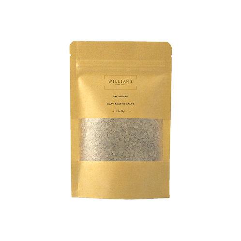 Infusions Clay & Bath Salts 500g
