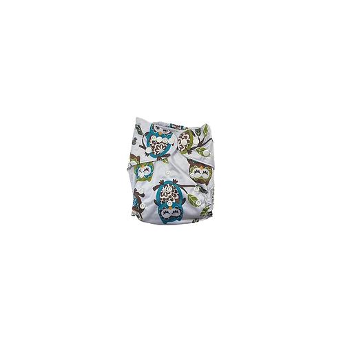 Pocket Nappy | Sleepy Owls  - Williams Baby