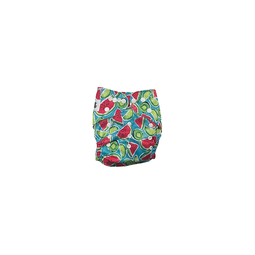 Pocket Nappy | Watermelon Cooler  - Williams Baby