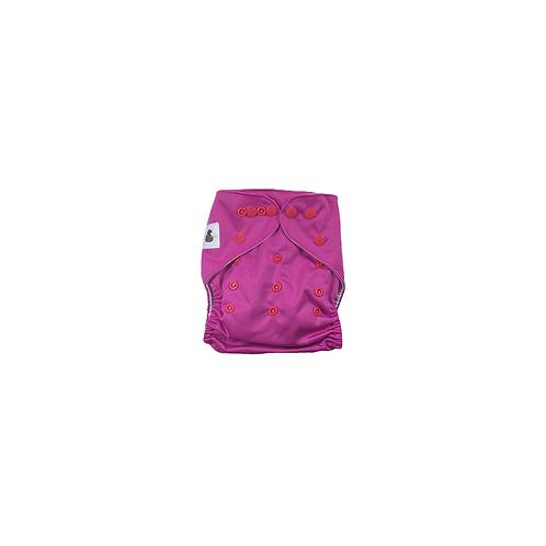 Pocket Nappy | Fuchsia - Williams Baby