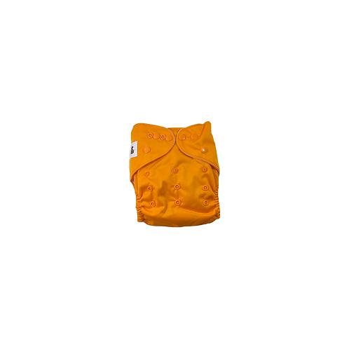 Pocket Nappy | Orange - Williams Baby