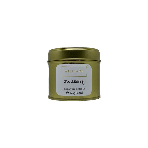 Zestberry Soy Candle