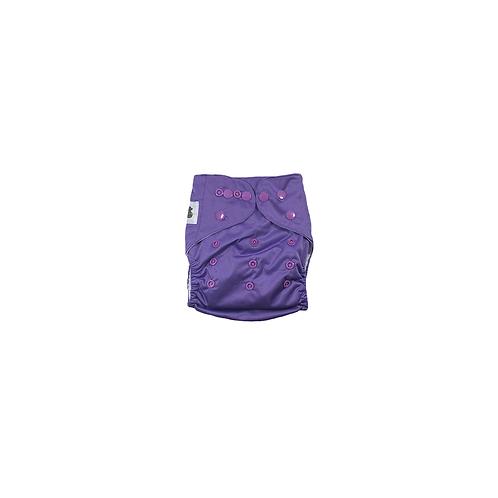 Pocket Nappy | Purple - Williams Baby