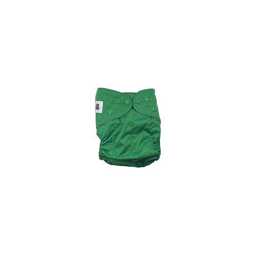 Pocket Nappy | Emerald Green - Williams Baby