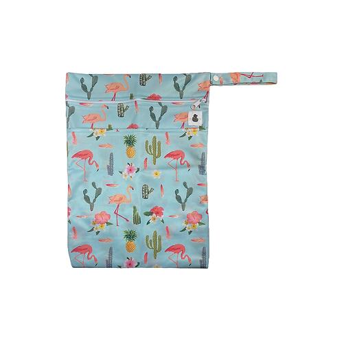Wet Bag | Flamingo & Cactus    - Williams Baby