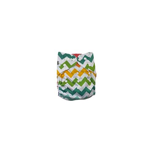 Pocket Nappy | Colour Zag  - Williams Baby