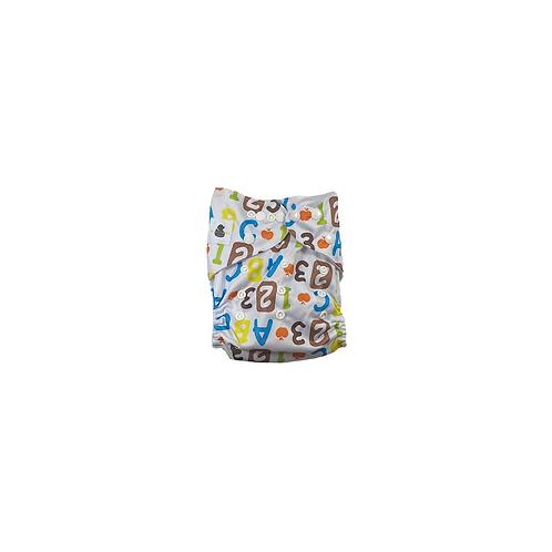 Pocket Nappy | ABC 123  - Williams Baby