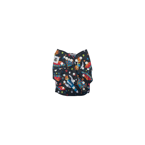 Pocket Nappy | Rocket Ships  - Williams Baby