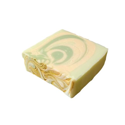 Lime, Basil & Mandarin | Luxe Soap Bar