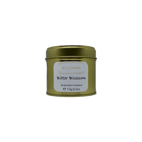 Bitter Blossom Soy Candle