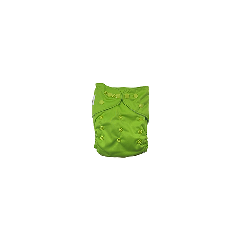 Pocket Nappy | Lime Green - Williams Baby