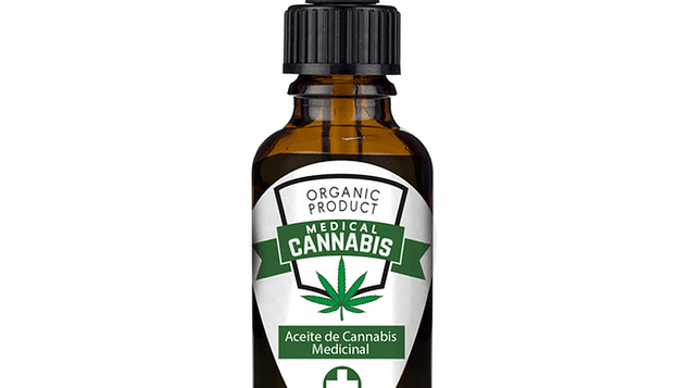 Aceite Sublingual Cannabis Medicinal 30ml