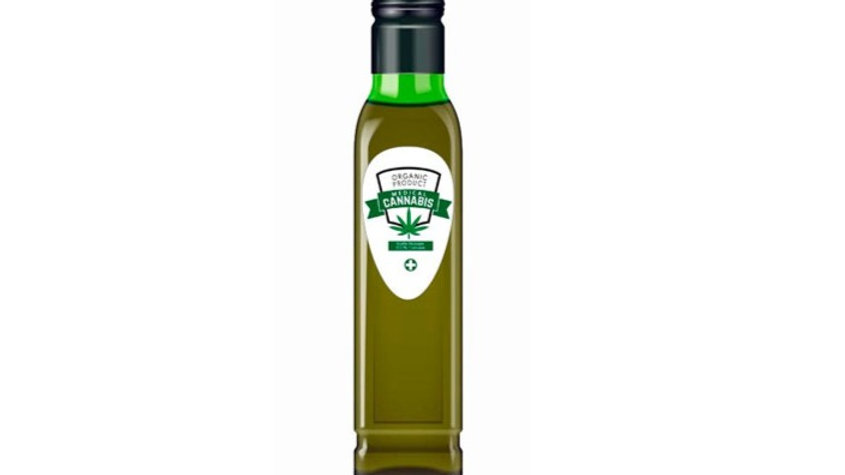 Aceite de masaje 60 ml. Medical Cannabis