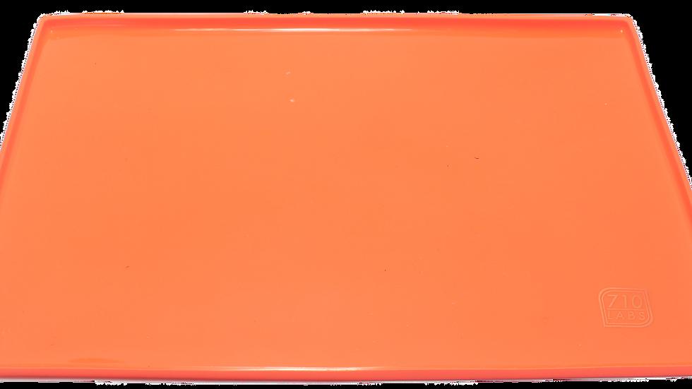 Bandeja Silicona Grande - Azul o Naranja