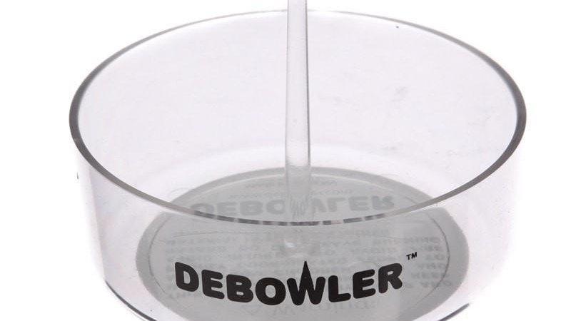 Debowler - Cenicero transparente