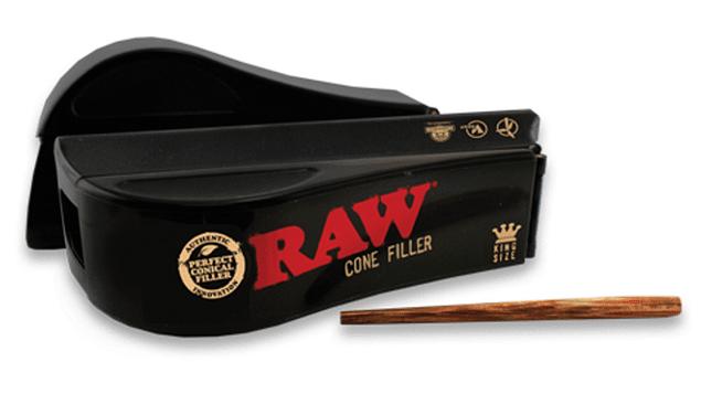 RAW cone filler (Máquina para llenar conos RAW)