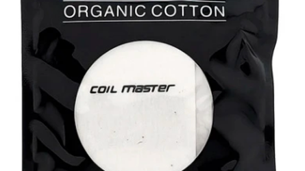 COIL MASTER ORGANIC COTTON 5 PACK