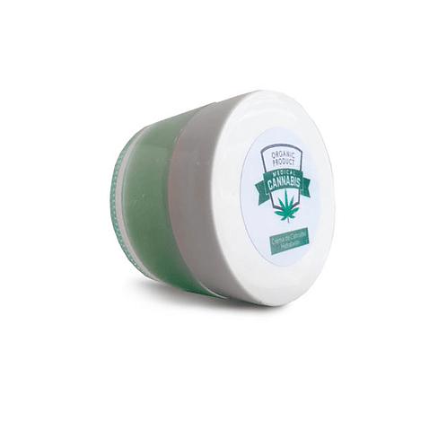 Crema Hidratante Cicatrizante Cannabis de 60ml