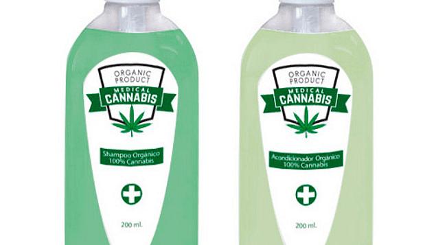 Shampoo y/o Acondicionador Medical Cannabis
