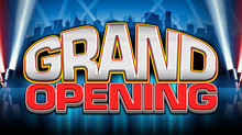 Grand Opening: New Chapter!
