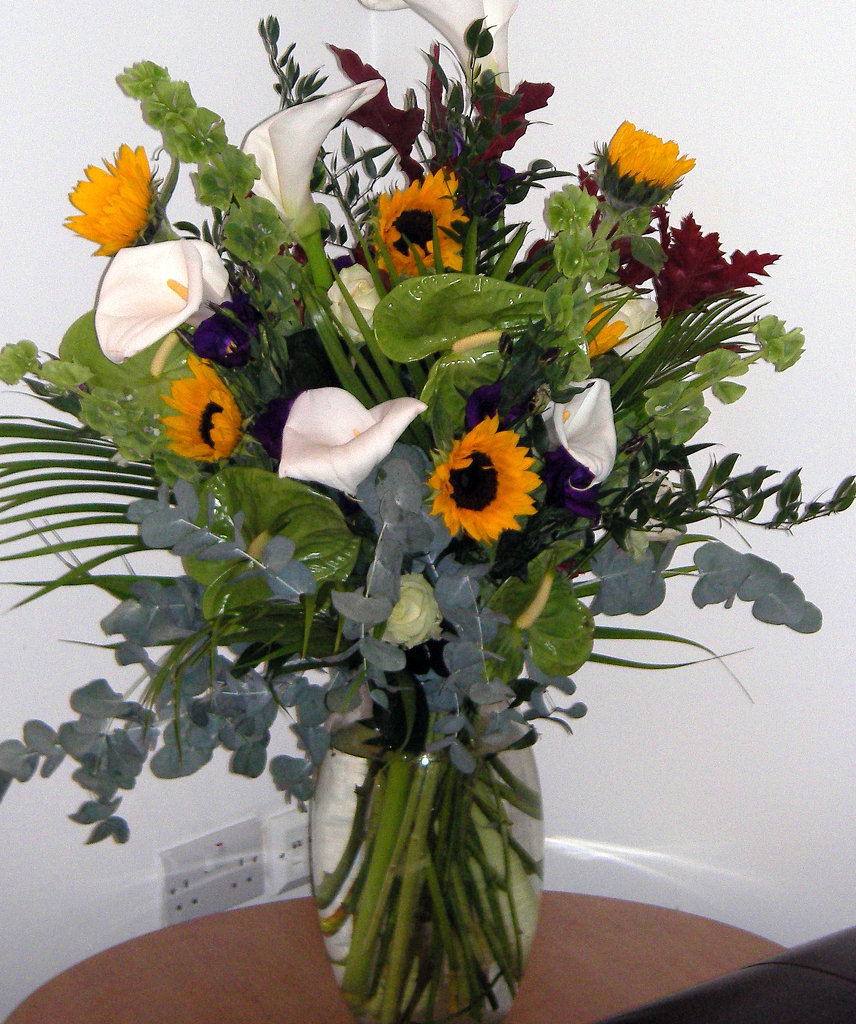 Mixte flowers design