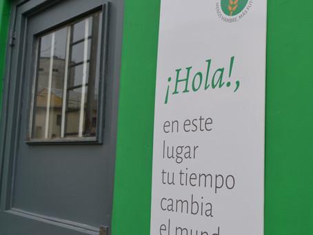 Buenos Aires ¡Reacondicionamiento del Área de Clasificación!