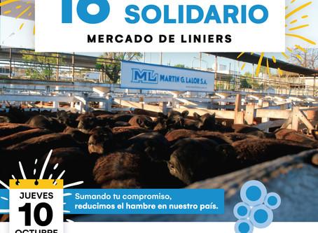 16° Remate Solidario de Hacienda