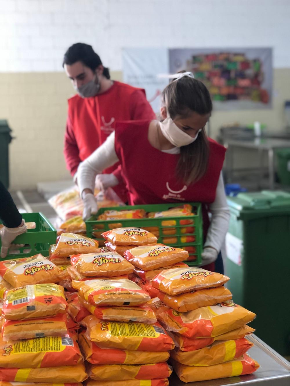 Foto gentileza Banco de Alimentos Mar del Plata