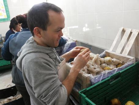 Voluntario estrella en el BdA Santiago del Estero