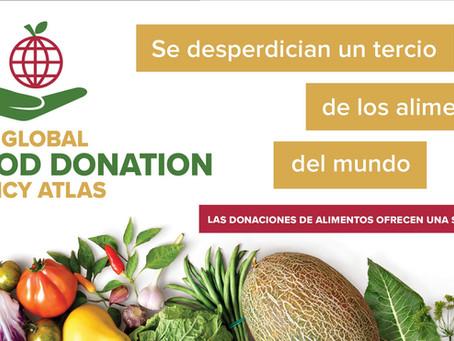 Lanzamiento del Atlas de Políticas Globales de Donación de Alimentos