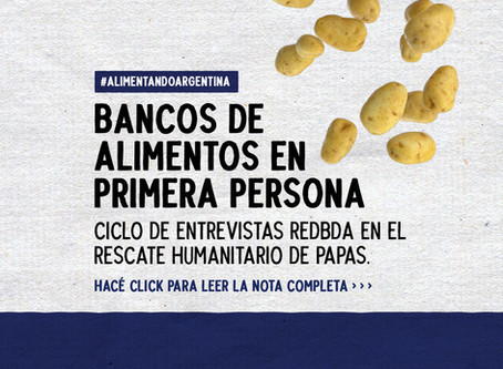 Bancos de Alimentos en primera persona