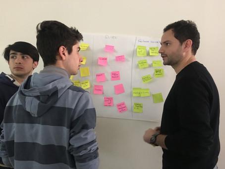 Los Bancos de Alimentos Córdoba y Mendoza beneficiarios del Rally de innovación organizado por IBM e