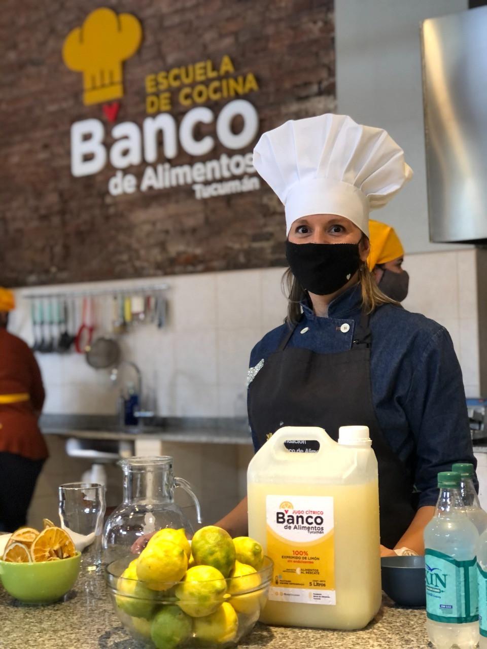 Gentileza imagen: Banco de Alimentos de Tucumán