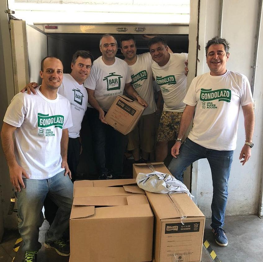 Gondolazo - Voluntarios