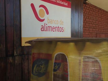 Visita al Banco de Alimentos de Mendoza