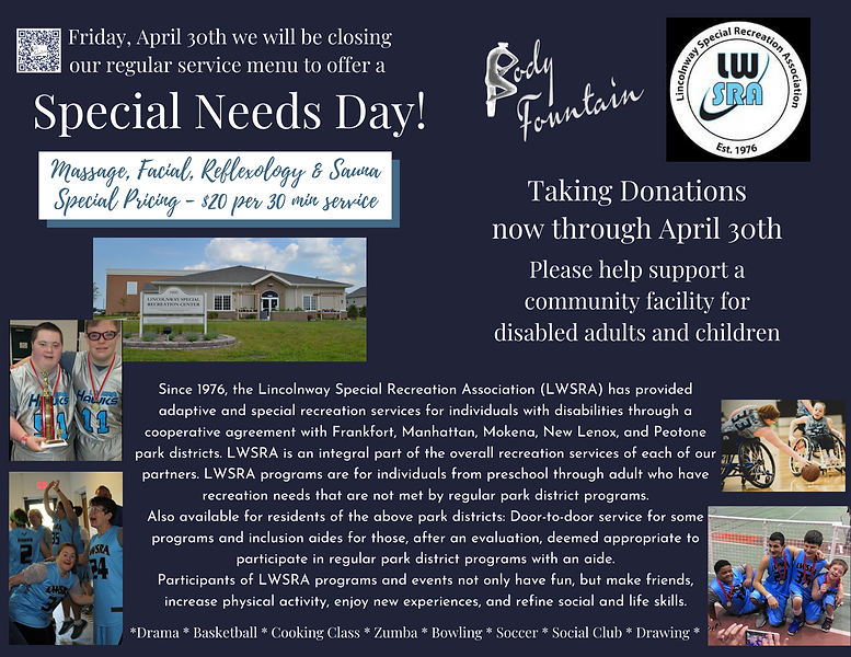 Special Needs Day Donation flier.png