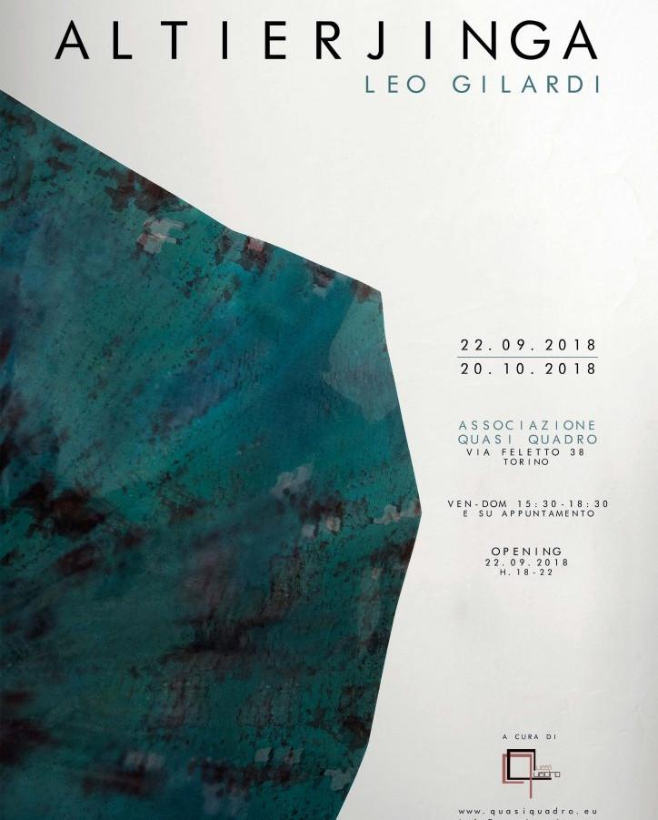 Leo Gilardi | ALTIERJINGA