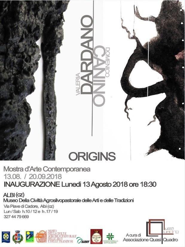 Domenico Canino e Valeria Dardano | ORIGINS