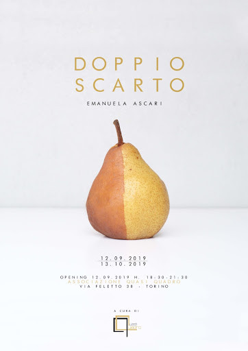 Emanuela Ascari | DOPPIO SCARTO