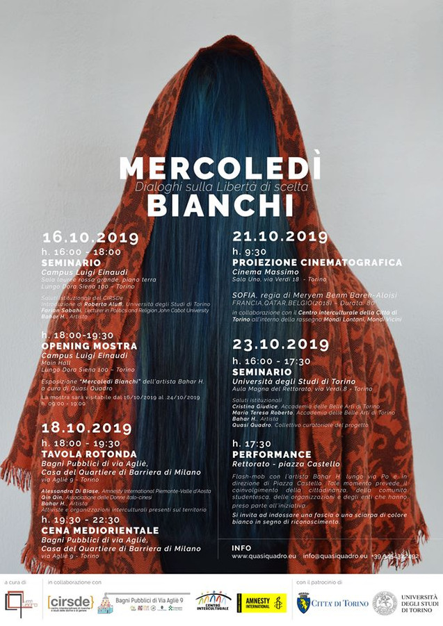 Bahar H. | MERCOLEDI' BIANCHI