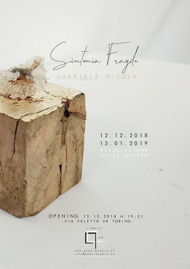 Gabriele Nicola | SINTONIA FRAGILE