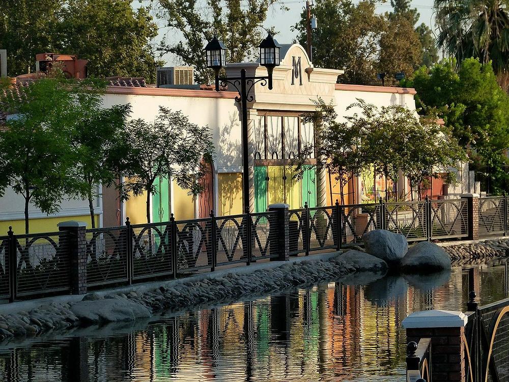 california canals
