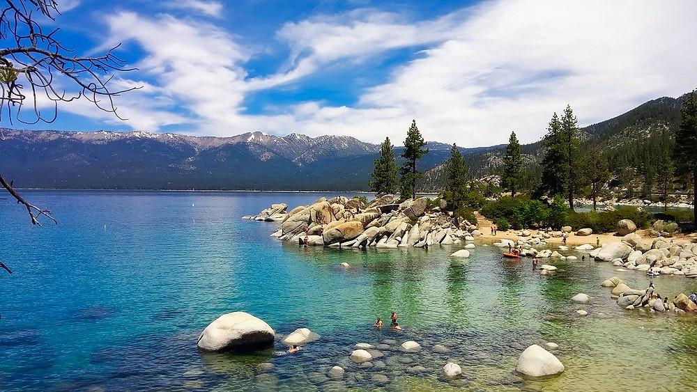 South Lake Tahoe Storage Water Plan