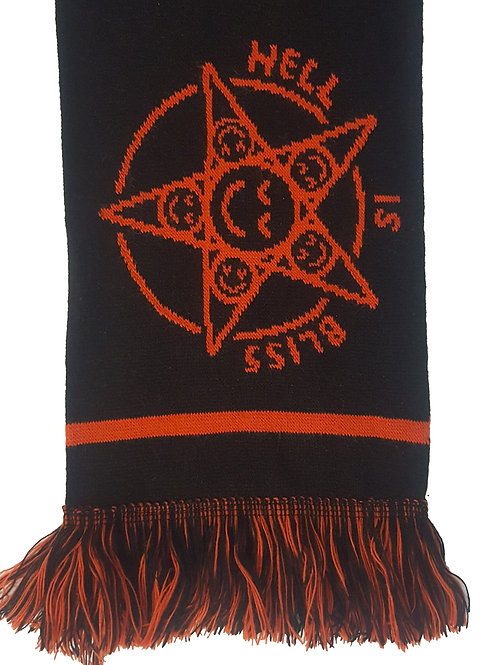 Hell is bliss scarves
