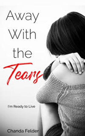 Away with the Tears Book Cover Chanda Fe